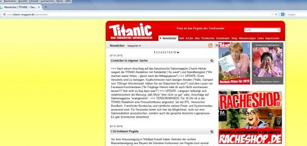 titanicreaktionhebdo